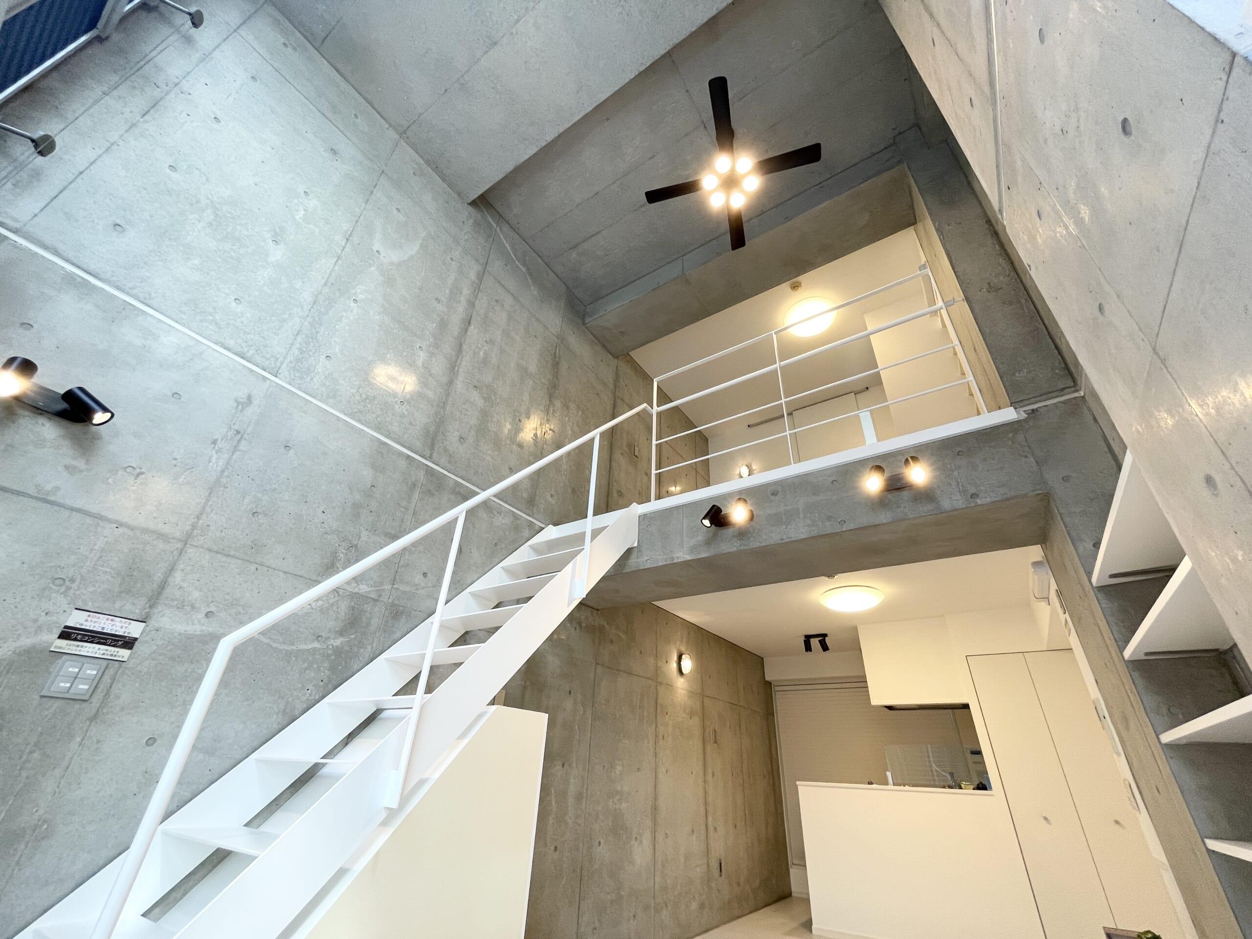 デザイナーズマンションに住む@鷺ノ宮
